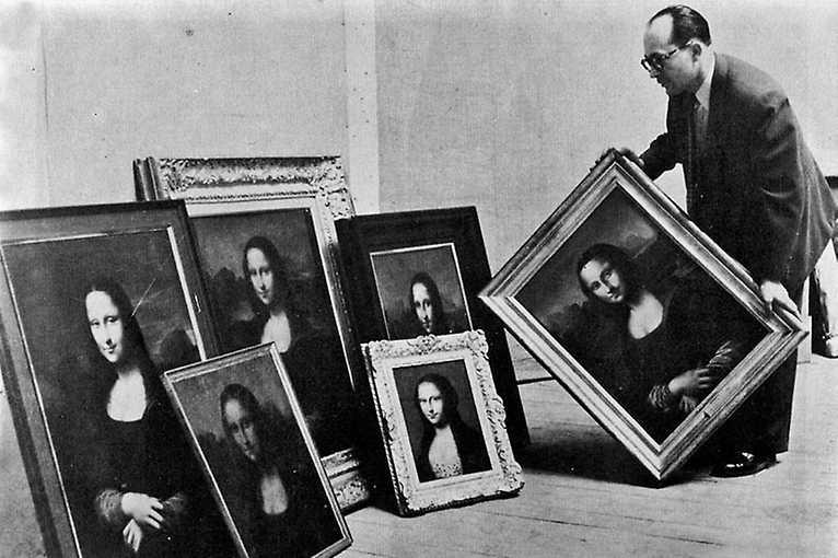 Kurz dějin umění online: Umění a falzum – mezi kopií a originálem