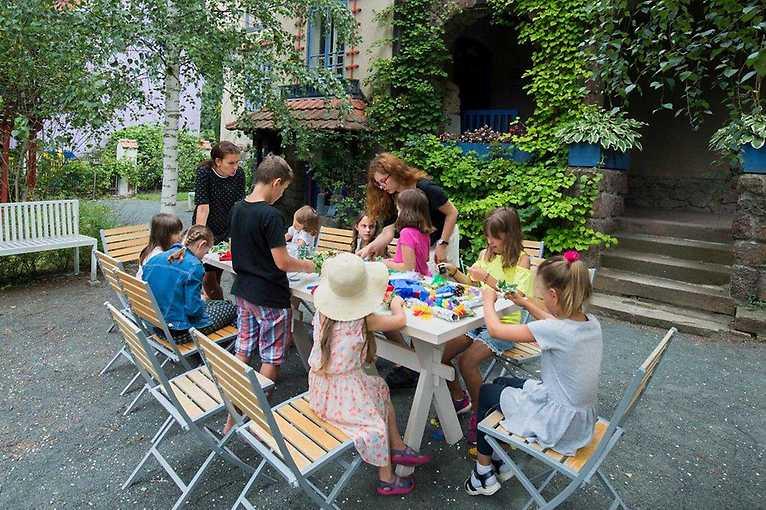 Letní artcamp: Vyrob si sám