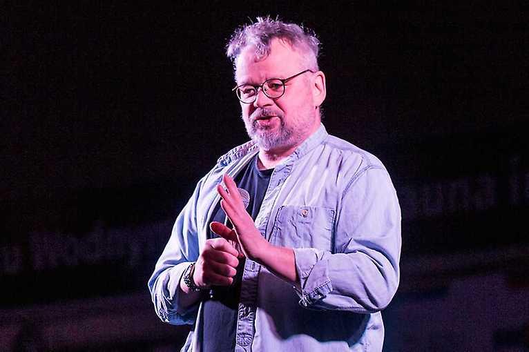 Piotr Bałtroczyk Stand-up: Starośćnie jest dla mięczaków