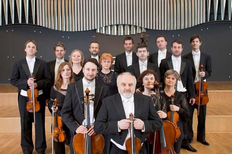 Koncert Slovenského komorného orchestra