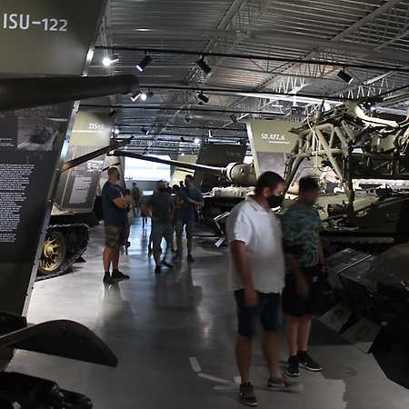 The Museum of Armoured Weapons