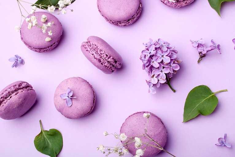 French Sweet Story: Francuskie Makaroniki Level 2