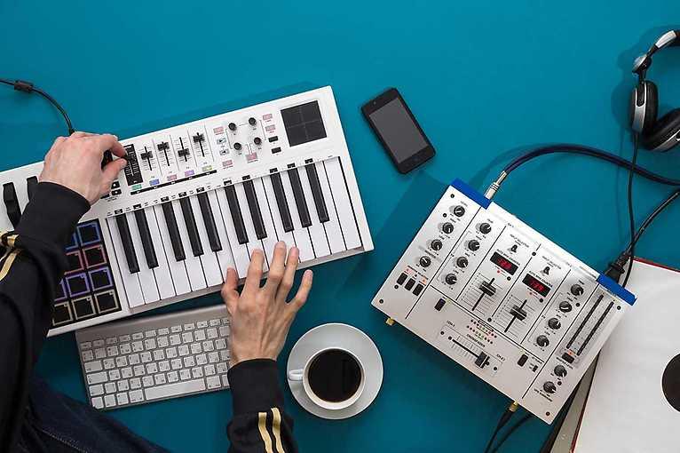 Kurs online produkcji muzycznej