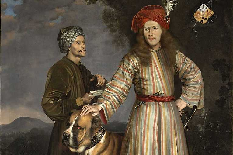 Rembrandt's Orient West Meets East in Dutch Art of the 17th Century