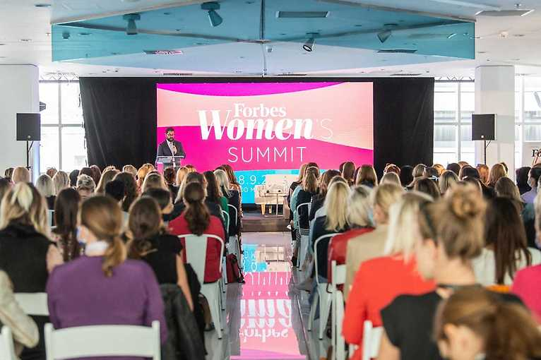 Forbes Women's Summit 2021