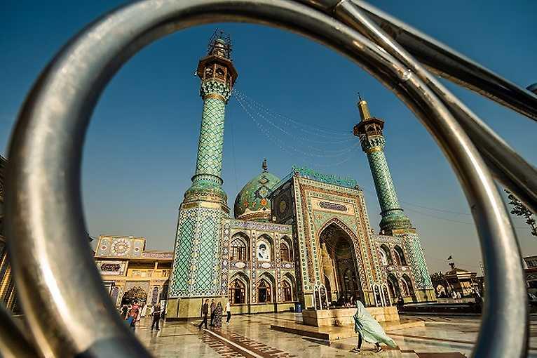 Pavel Svoboda: Írán