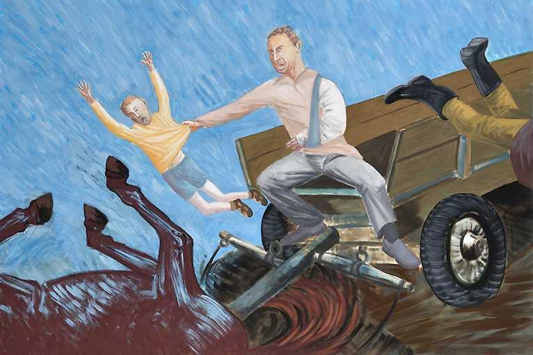 Jarosław Modzelewski: Images from Childhood