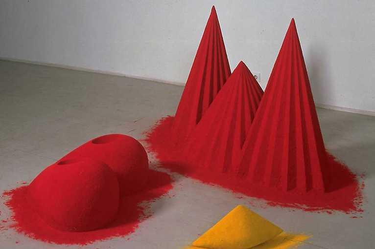 Lustro duszy: Anish Kapoor. Zwycięstwo nad materią