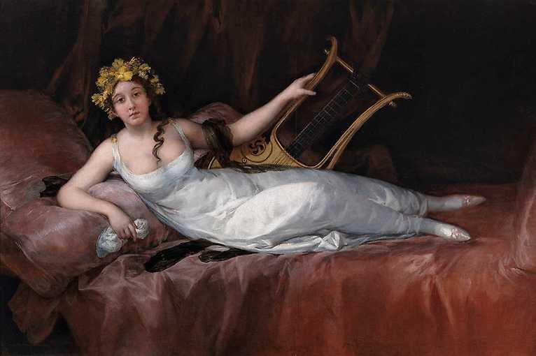 Mistrzowie portretu: Francisco Goya