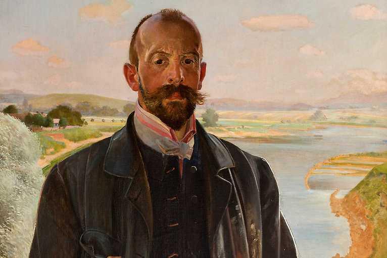 Mistrzowie portretu: Jacek Malczewski
