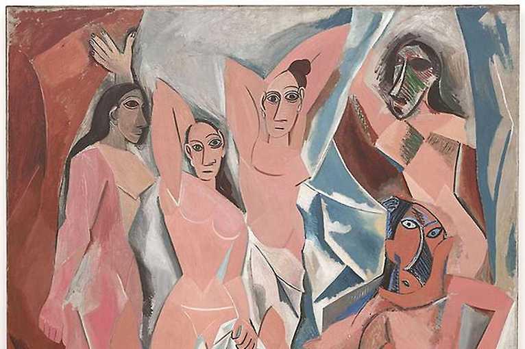 Kurz dějin umění online: Kubismus a futurismus