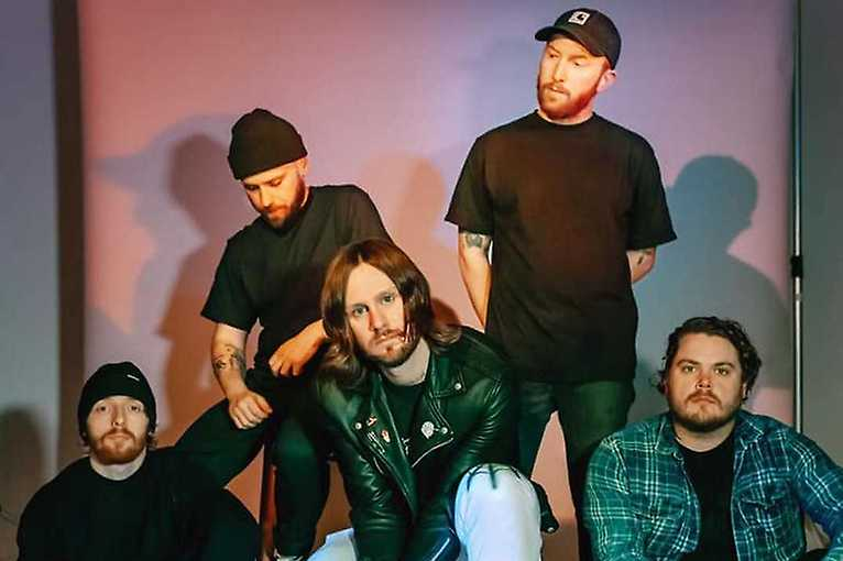 While She Sleeps + Stray from the Path + Landmvrks