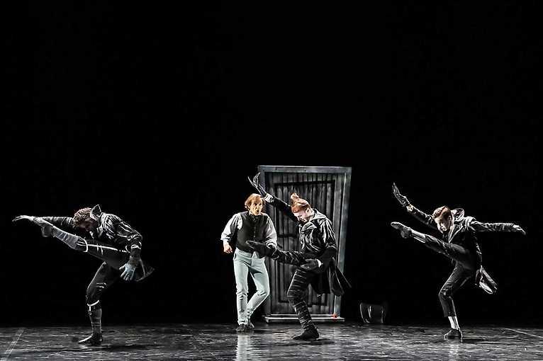 L. I. VE: Loučení Igora Vejsady s taneční kariérou