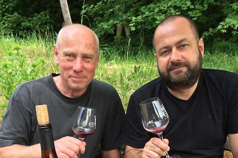 Online degutace vinařství Porta Bohemica sAlešem Svatošem