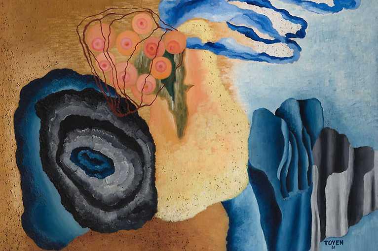 NGP On Air | Mezi abstrakcí a surrealismem: artificialismus Jindřicha Štyrského a Toyen