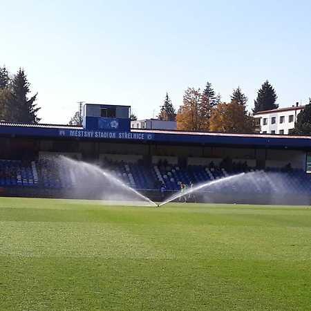 Fotbalové hřiště Velvary
