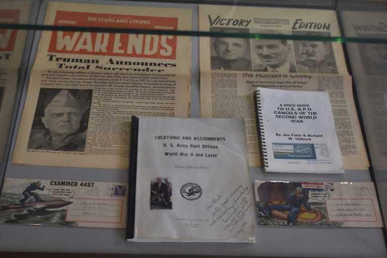 Pavel Hauzner: Americká polní pošta v Československu