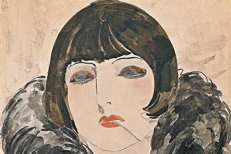 Artistic Muses: Kiki de Montparnasse