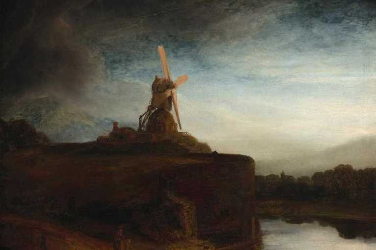 Mariny, weduty i kanały. Pejzaż holenderski w XVII w.