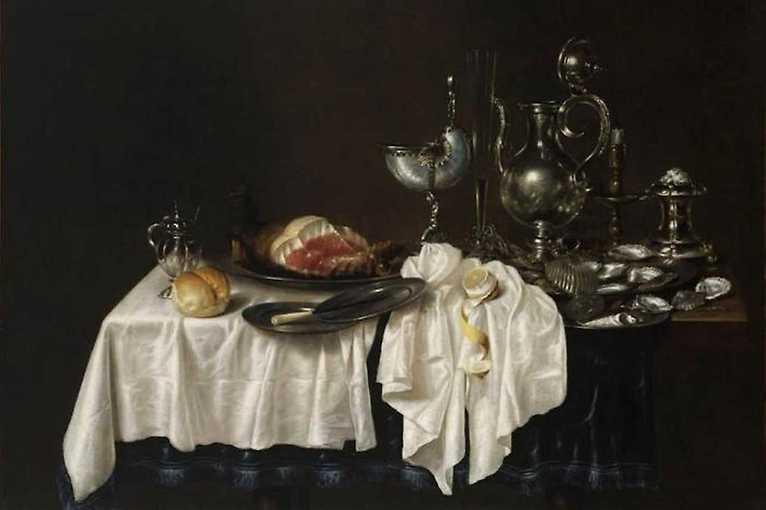 Nautilusy, czaszki i bukiety. Symbolika martwych natur holenderskich