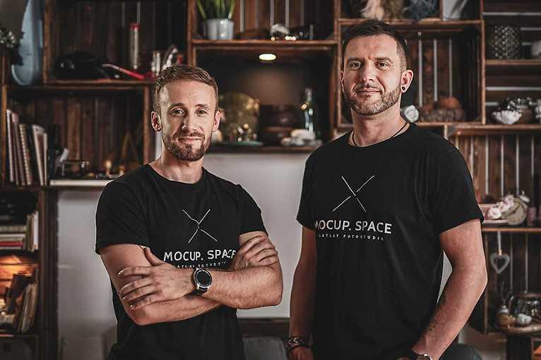 Vepřo Knedlo Design: Mocup.Space – fotografický workshop