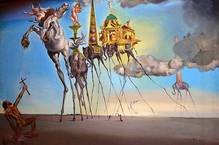 Kurz dějin umění online: Dadaismus a surrealismus