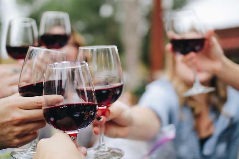 Neviditelná ochutnávka vína