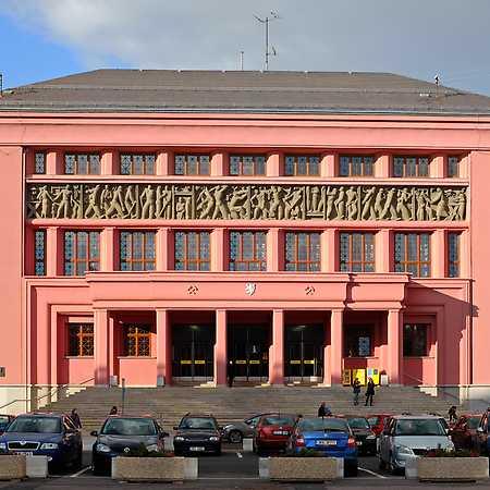 Městský dům kultury Sokolov