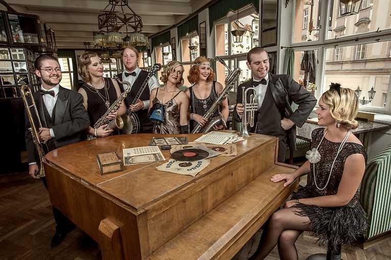 Swing ve Stromovce: Prague Rhythm Kings + Yazz + další