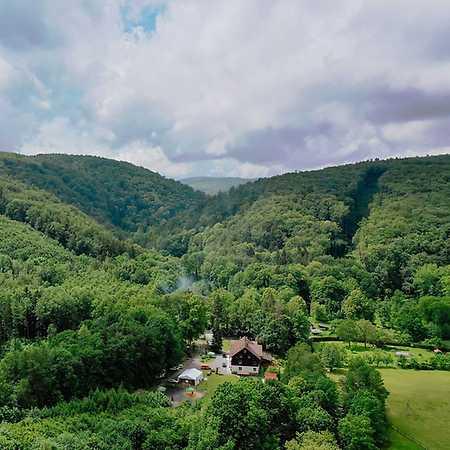 Pension Isolde v Račím údolí