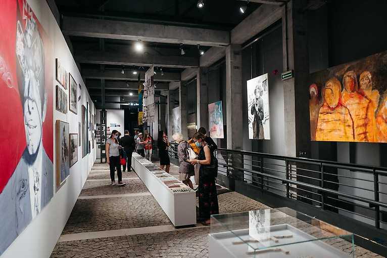 Wirtualne zwiedzanie Muzeum Powstania Warszawskiego