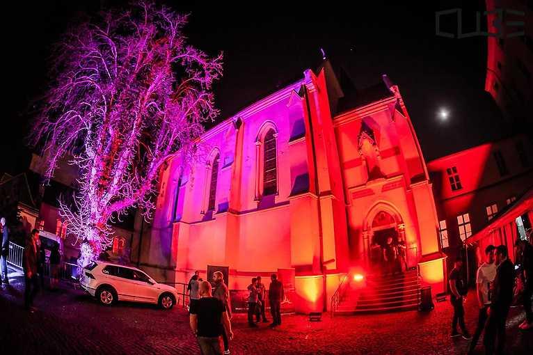 Cube in Church Open Air 2021