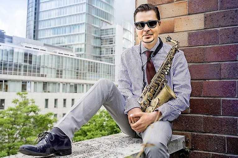 JazzFestBrno 2018: Radovan Tariška Quintet + Lukáš Oravec Quartet + další