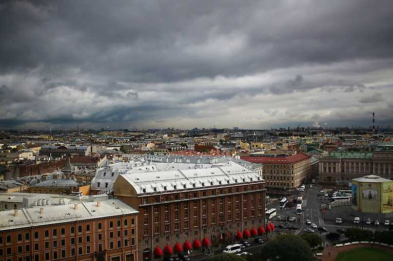 Autem do Petersburga