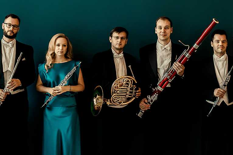 Klasika u Wericha: Parnas Quintet