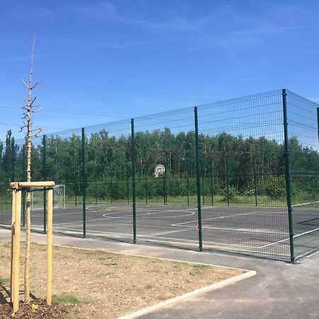Sportovní hřiště Manětínská