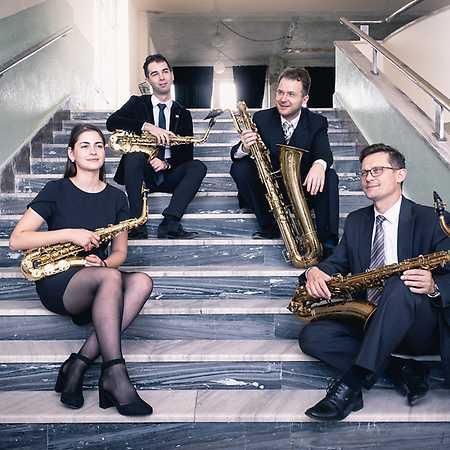 Pressburg Saxophone Quartet