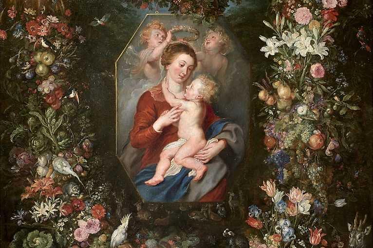 Bliżej Niderlandow: Rubens / Brueghel. Praktyczna przyjaźń