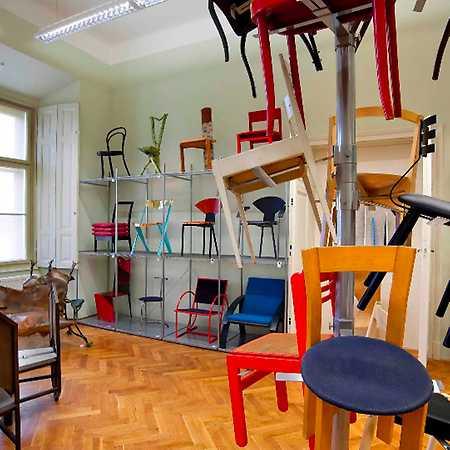 Tour III: Ways of Design, Furniture