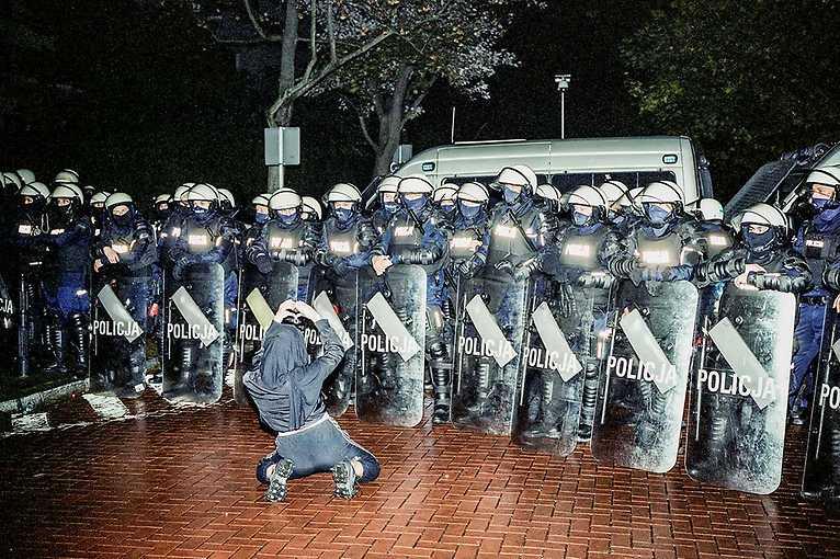 Archiwum protestów publicznych