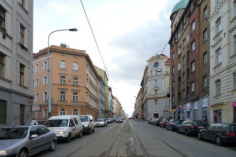 Praha zítra: Seifertova ulice