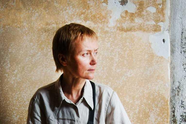 Jadwiga Sawicka: Instalacja artystyczna