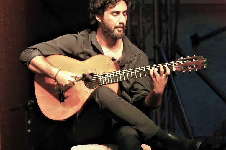 Noc Flamenca: Antonio Sánchez + Isaac de los Reyes + další