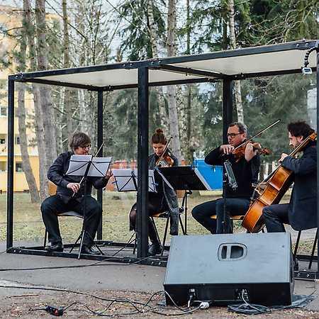 Dystopic Requiem Quartet