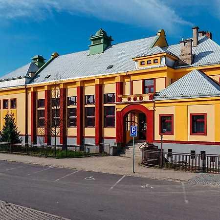 Sokolovna Heřmanův Městec