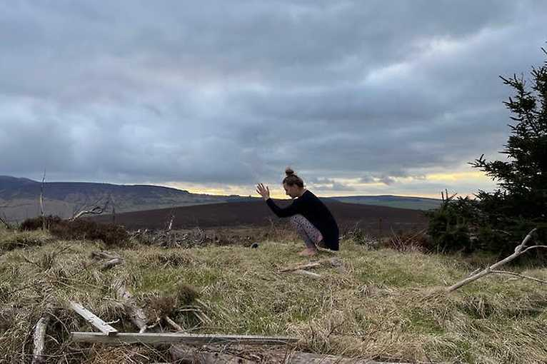 Wild yoga therapy course