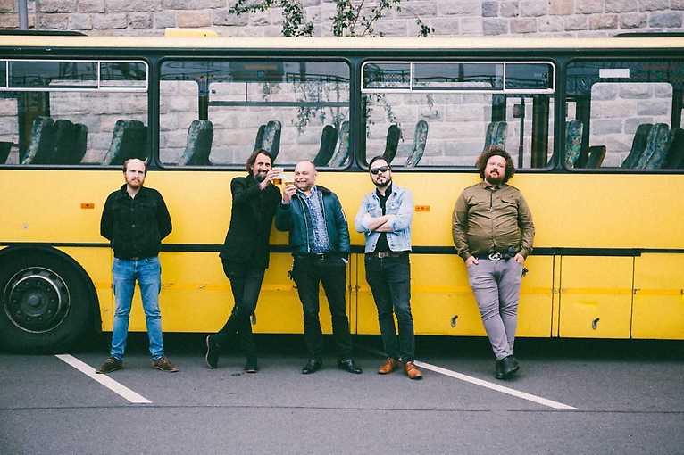 Povodí Ohře + Frankie & The Deadbeats + Chemtrailers
