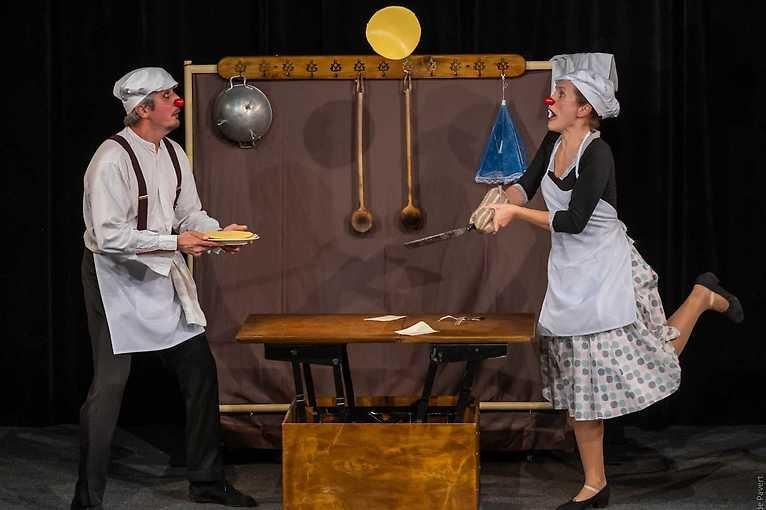 Gino i Suzi: Kucharze