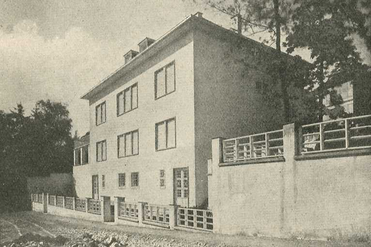 Vila Jakuba Sonnenfelda na Somolického 2