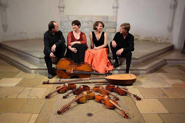 Dni starej hudby 2021: Pandolfis Consort